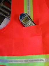 reflective  vests and clothing